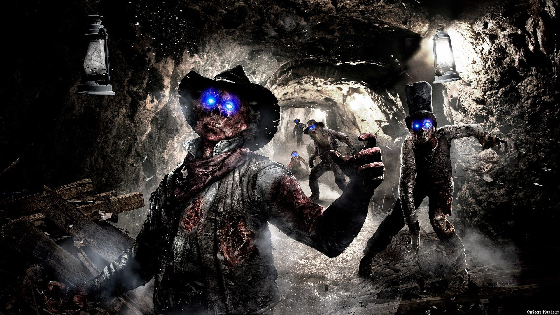 Call Of Duty Wallpaper Zombies Sf Wallpaper