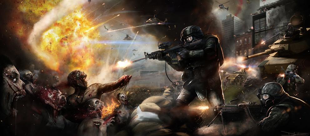 Call Of Duty Zombie Wallpaper Sf Wallpaper