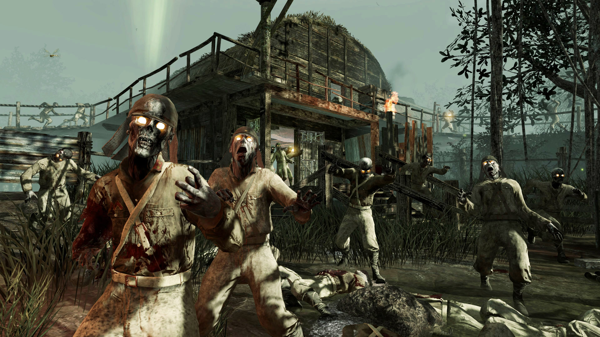 Call Of Duty Zombie Wallpaper High Resolution