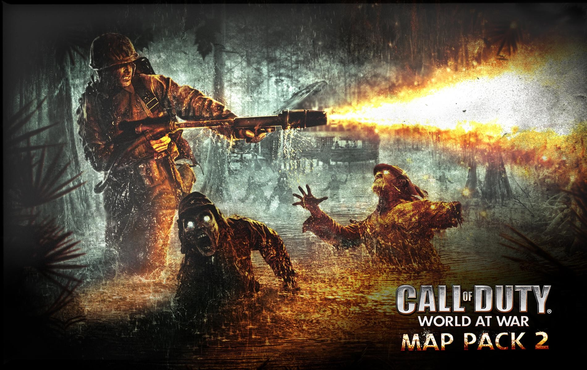 Call Of Duty Zombies Wallpapers Sf Wallpaper
