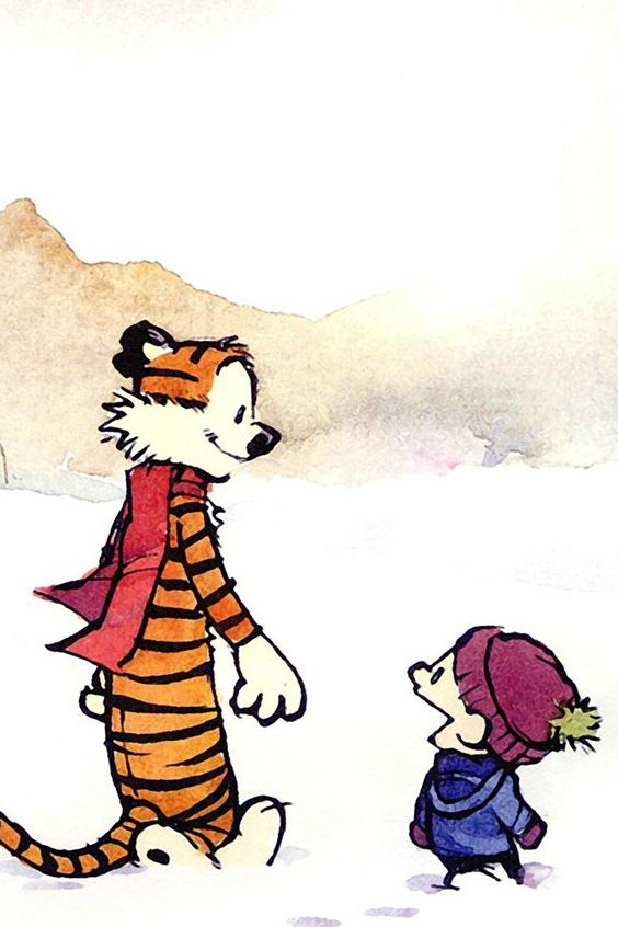Calvin & Hobbes Some desktop and iPhone wallpapers  | Books Worth