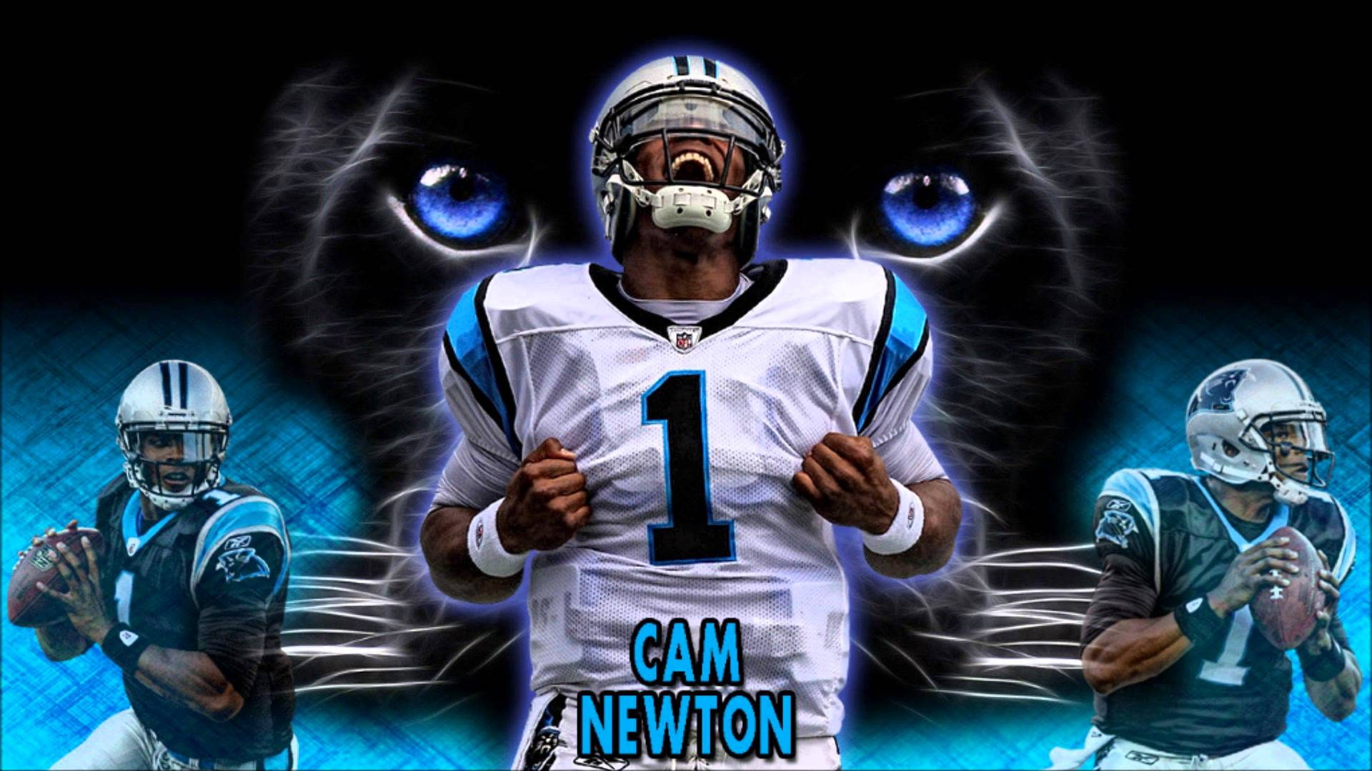 15 Cam Newton HD Wallpapers | Backgrounds - Wallpaper Abyss