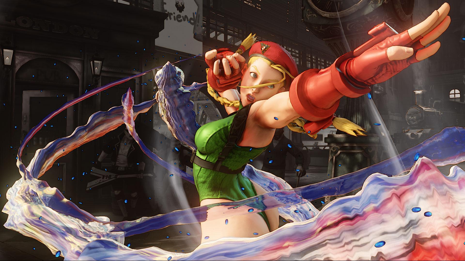 Cammy Street Fighter V HD Wallpaper | 1920x1080 | ID:58161