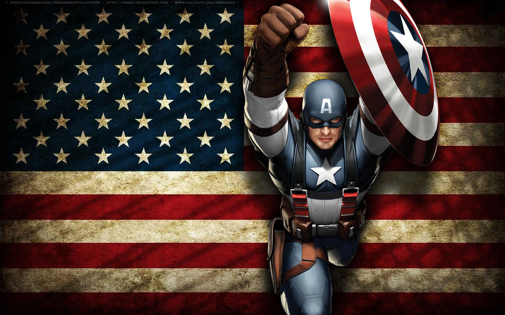 Captain America Backgrounds Sf Wallpaper