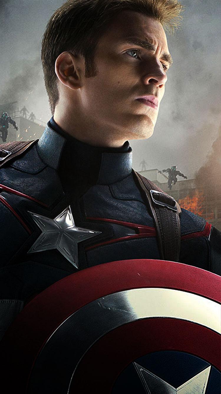 Download Captain America Wallpaper For Ios