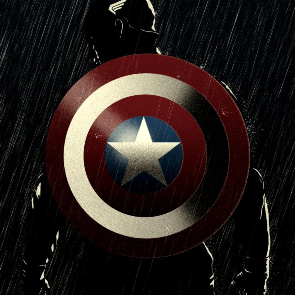 Captain America Shield Wallpaper HD - WallpaperSafari