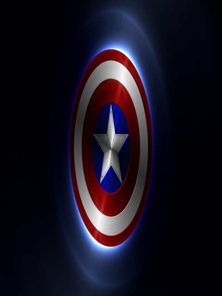 Captain America Shield Wallpapers Sf Wallpaper