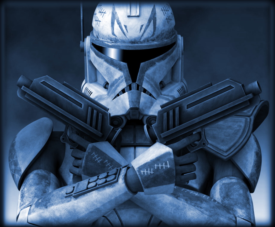 Captain Rex Wallpaper Sf Wallpaper