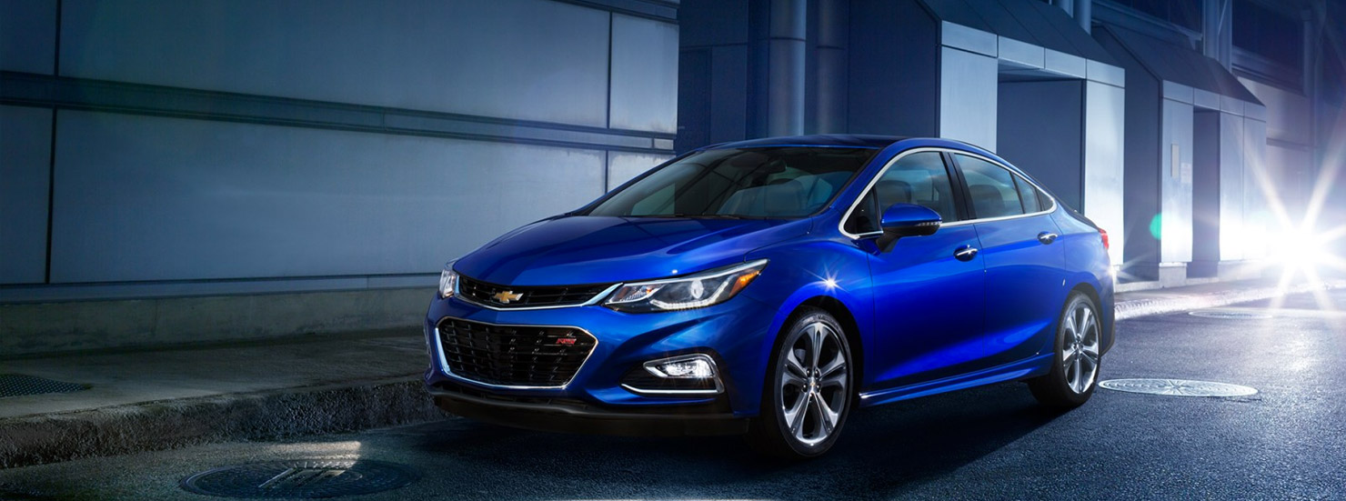 Cars: Coupes, Sedans - Hatchbacks | Chevrolet