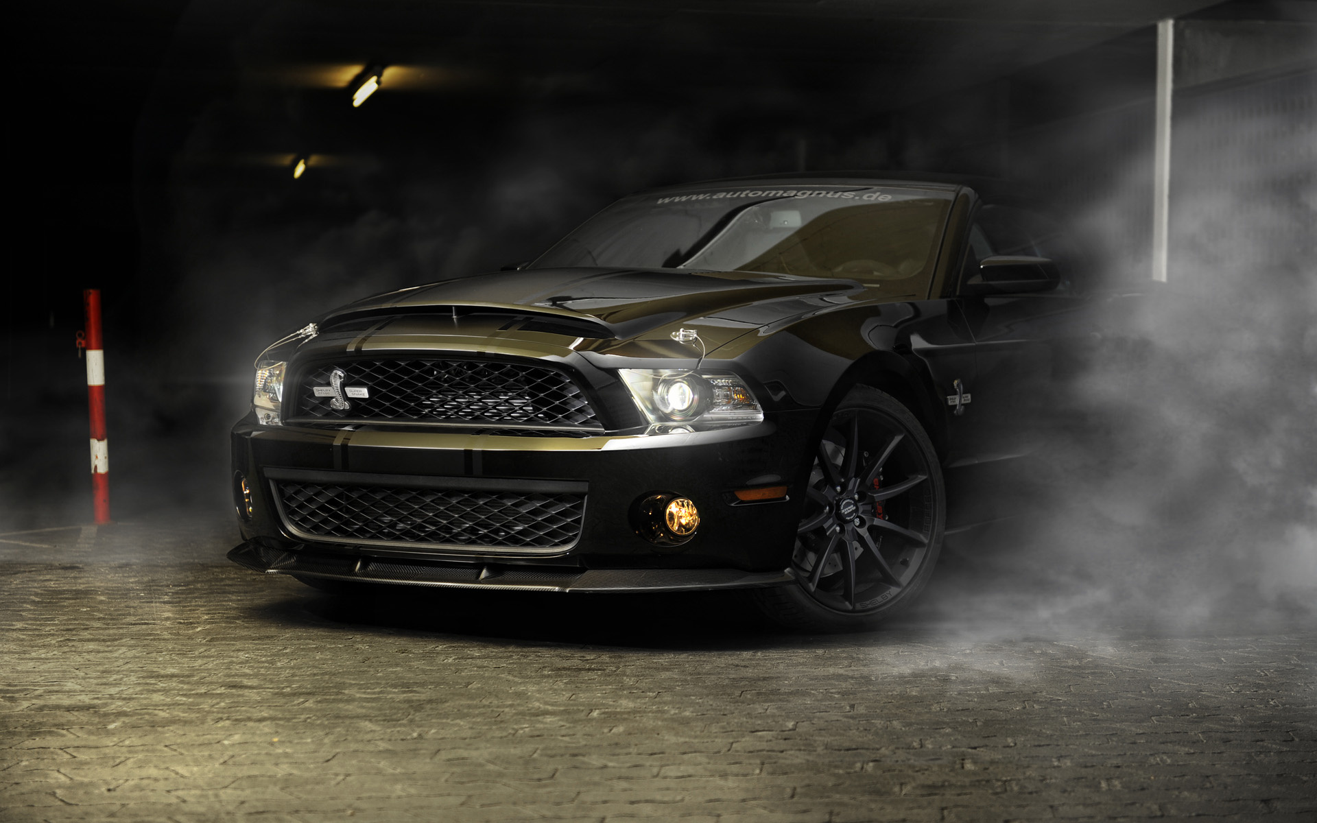 Car Wallpapers Mustang