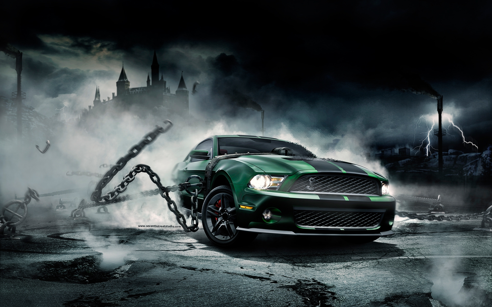 Car Wallpapers Mustang Sf Wallpaper