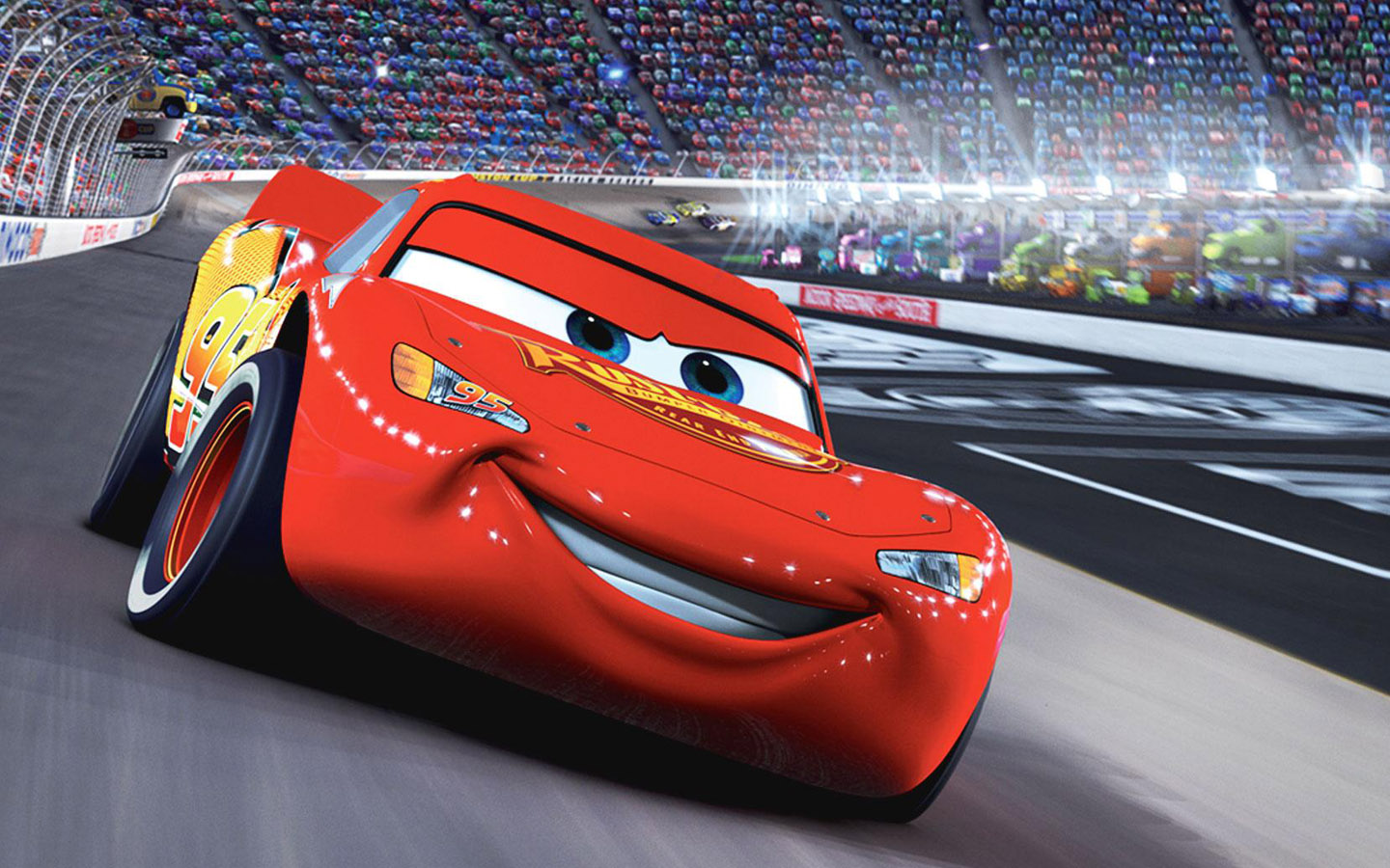 Wallpaper Cars Movie Hd Background For Android Cartoons With Image