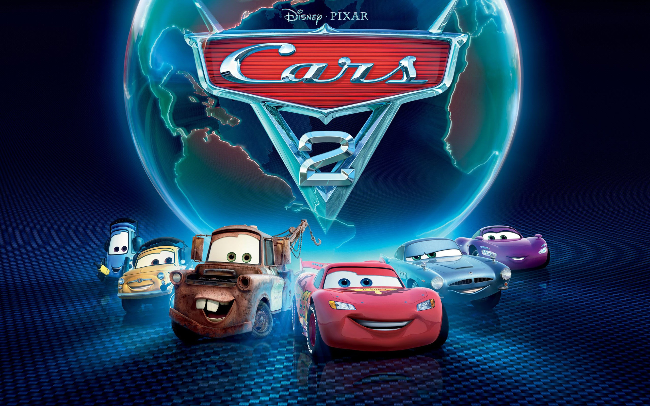 Cars The Movie Wallpaper Sf Wallpaper