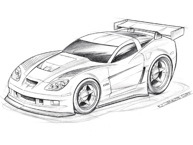 Cars Drawings And Google Pencil Drawing Here