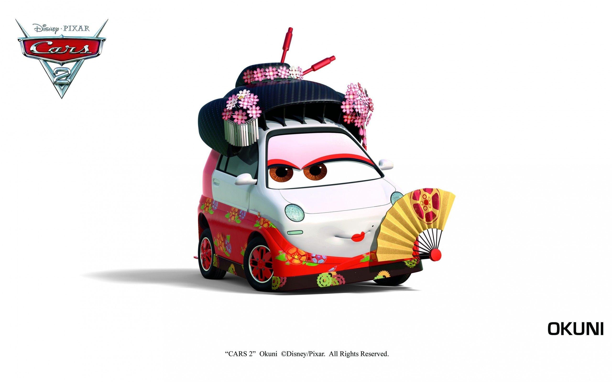 Cars The Movie Wallpaper Sf Wallpaper