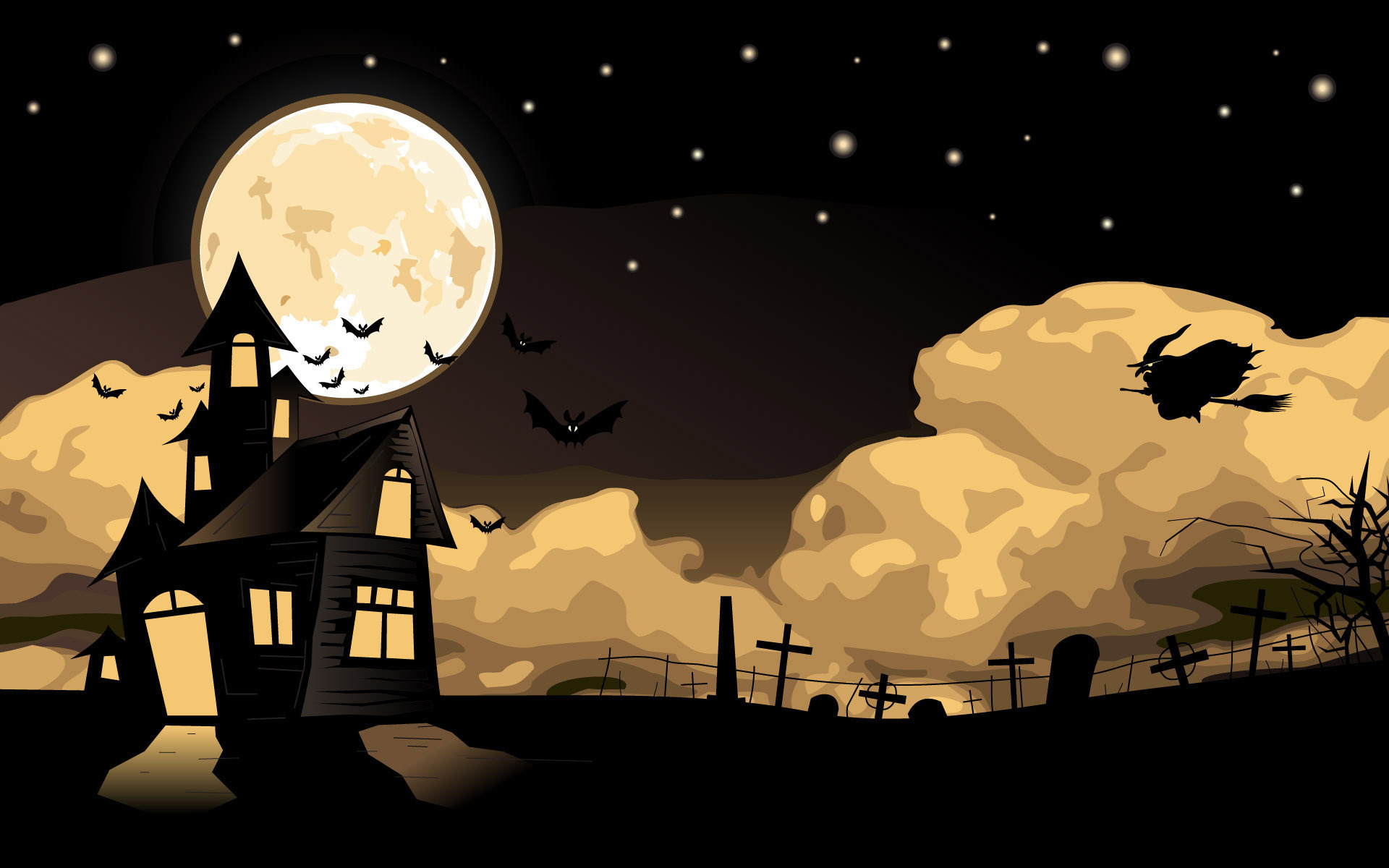 Collection of Cartoon Halloween Wallpaper on HDWallpapers