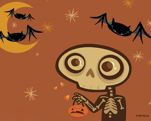 50+ Be-Bewitched Halloween Wallpapers - Hongkiat