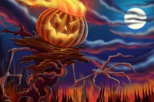 Halloween Wallpaper Hd Wallpaper