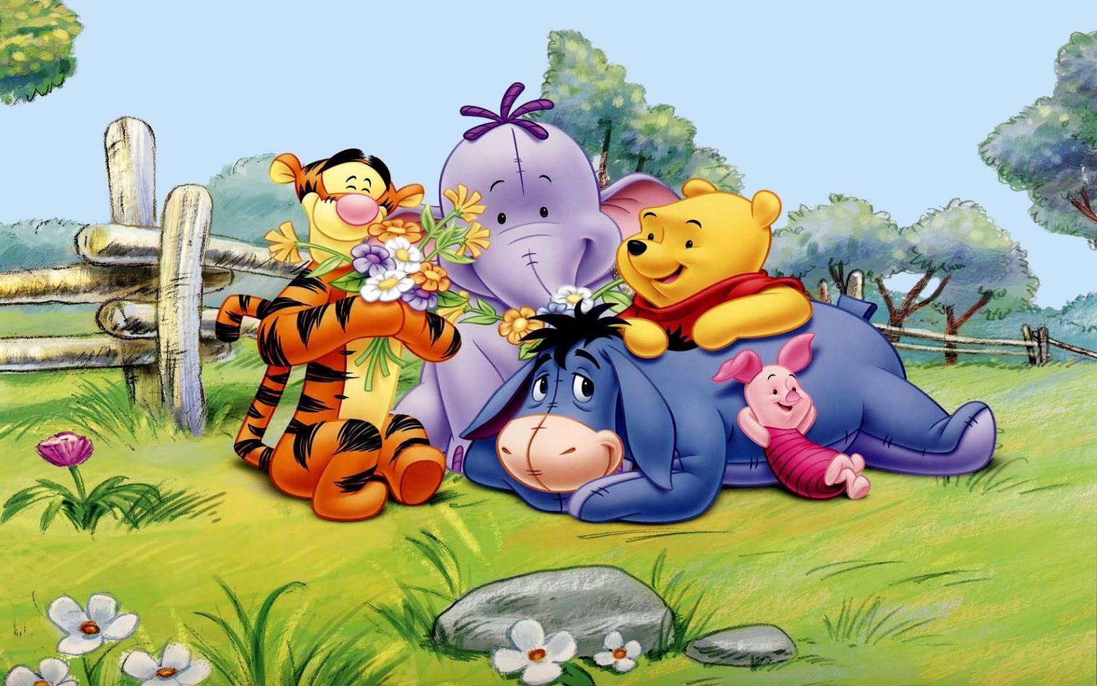 New HD Cartoon Wallpapers Group (92+)