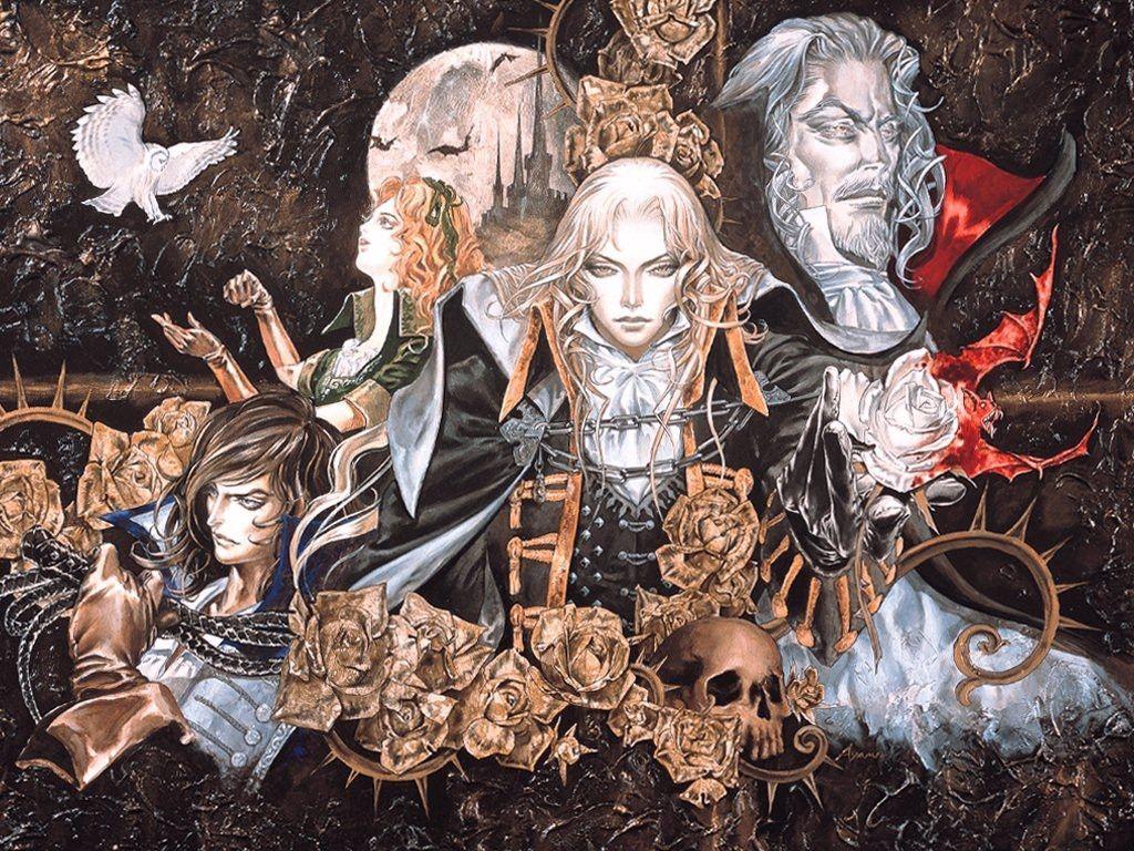 castlevania symphony of the night wallpaper - sf wallpaper