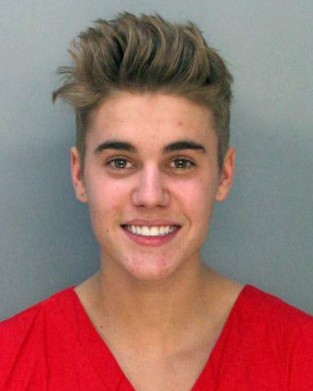 Justin Bieber | Celebrity Mugshots | Us Weekly