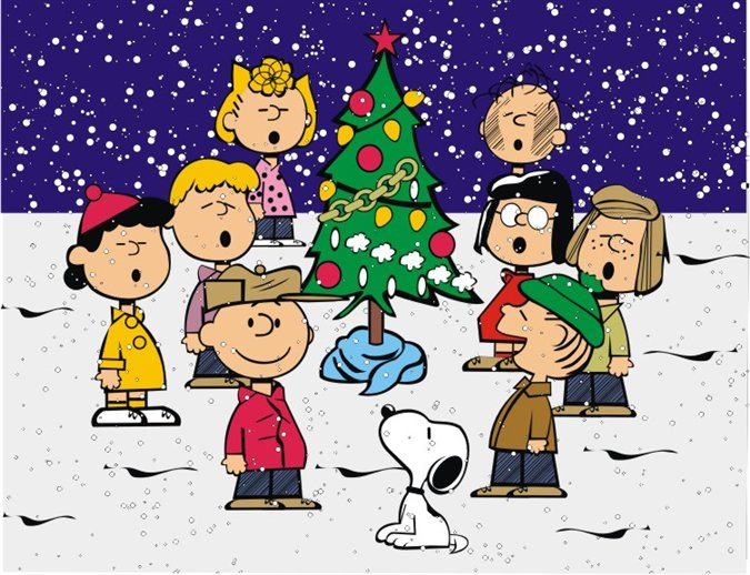 Charlie Brown Christmas Wallpaper - WallpaperSafari