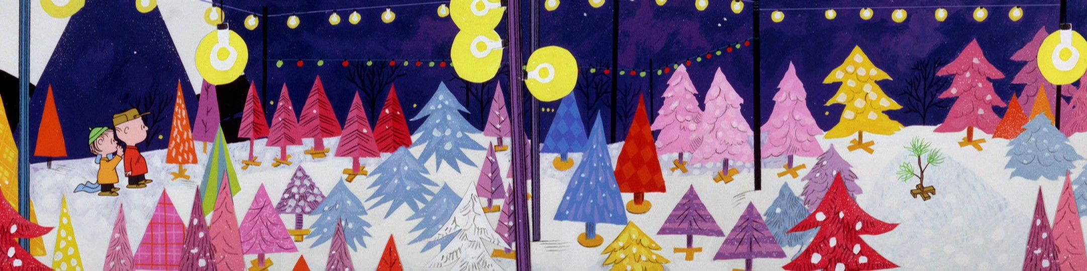 Charlie Brown Christmas Backgrounds - Wallpaper Cave