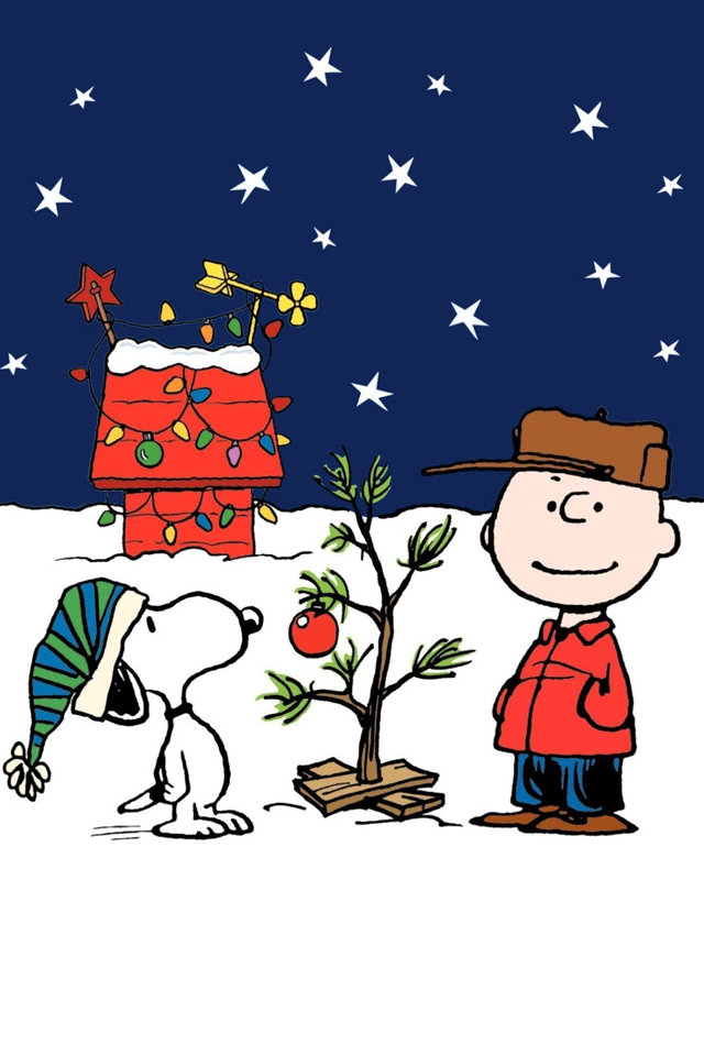 Charlie Brown Christmas Tree Wallpaper - WallpaperSafari