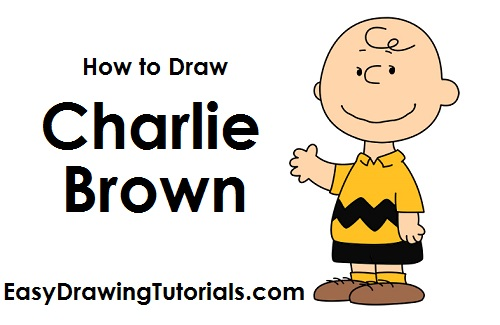 to Draw Charlie Brown