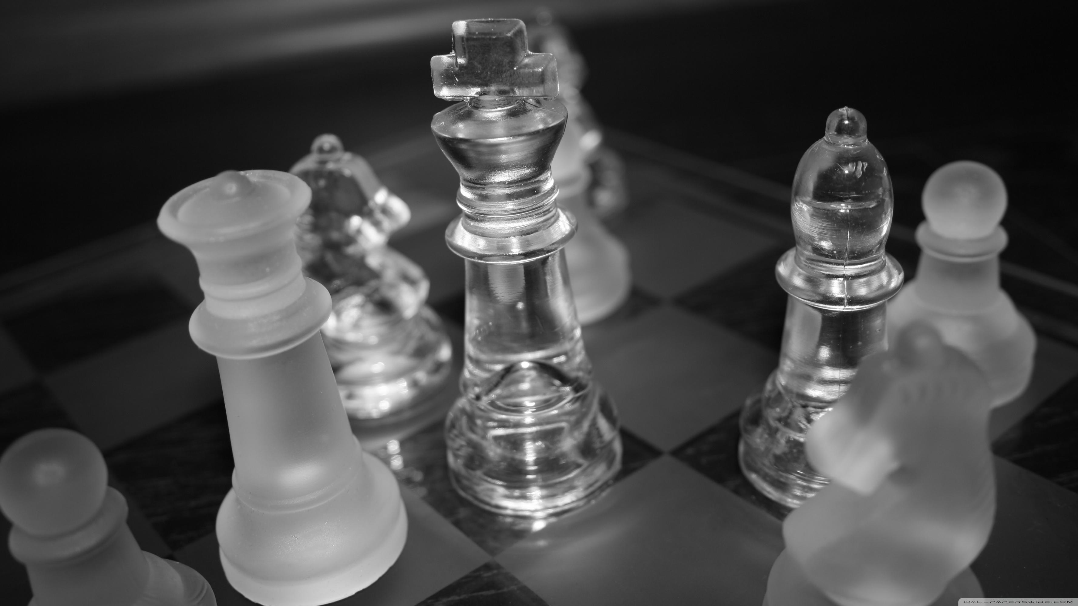 Chess King HD Desktop Wallpaper Widescreen High Definition