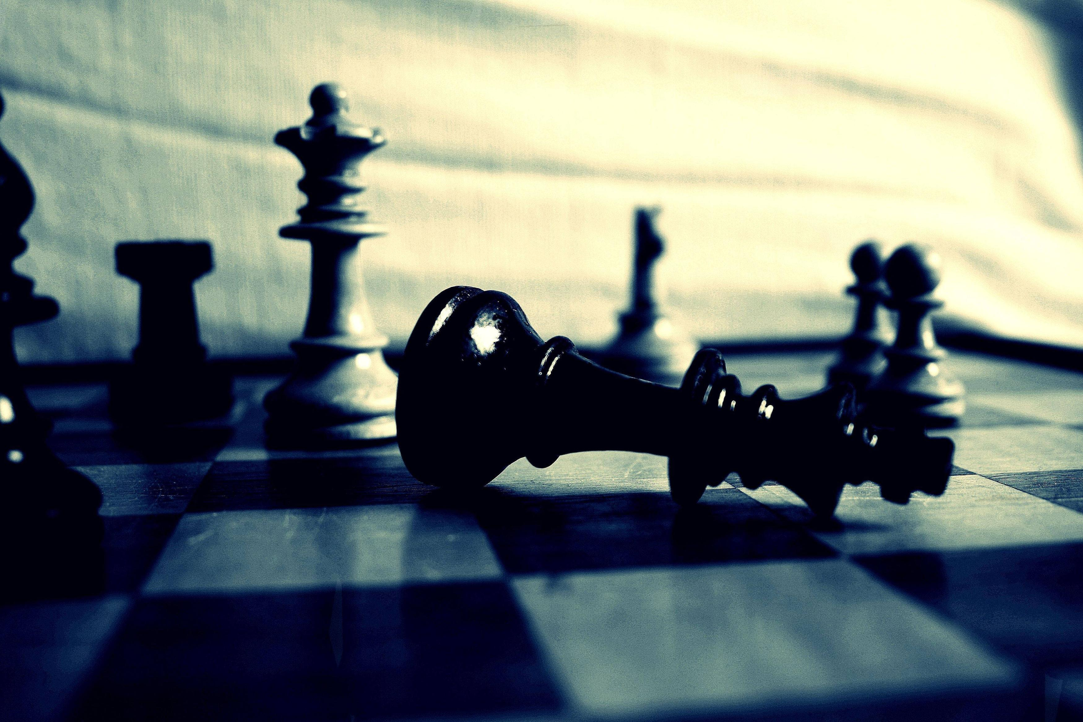 Chess King Wallpapers Group (77+)