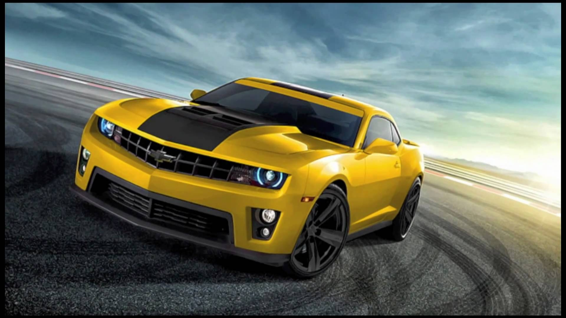 Muscle car camaro wallpaper free with high resolution wallpaper ... src