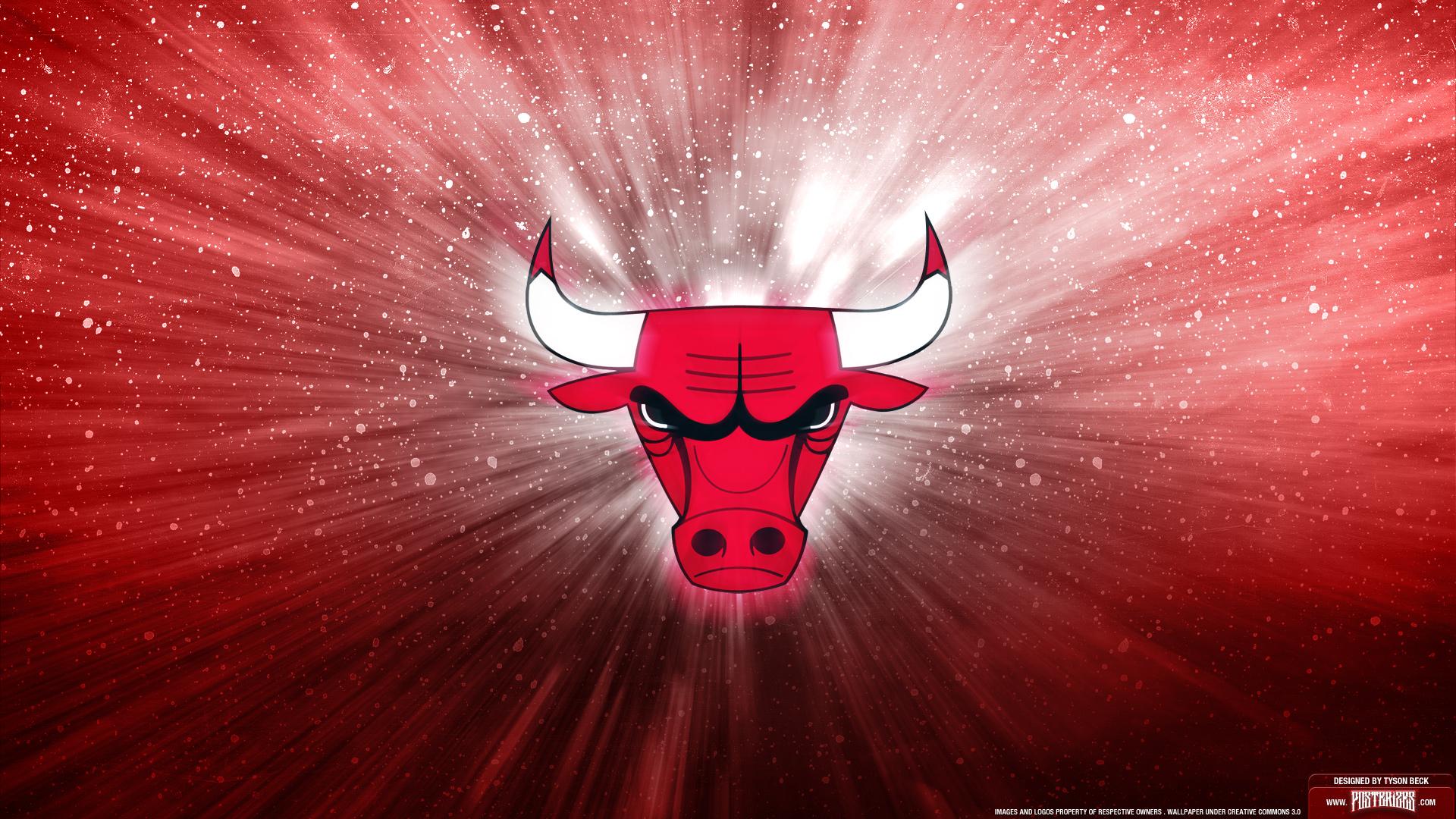 Download Chicago Bulls Logo Posterizes Nba Free Wallpaper ... src