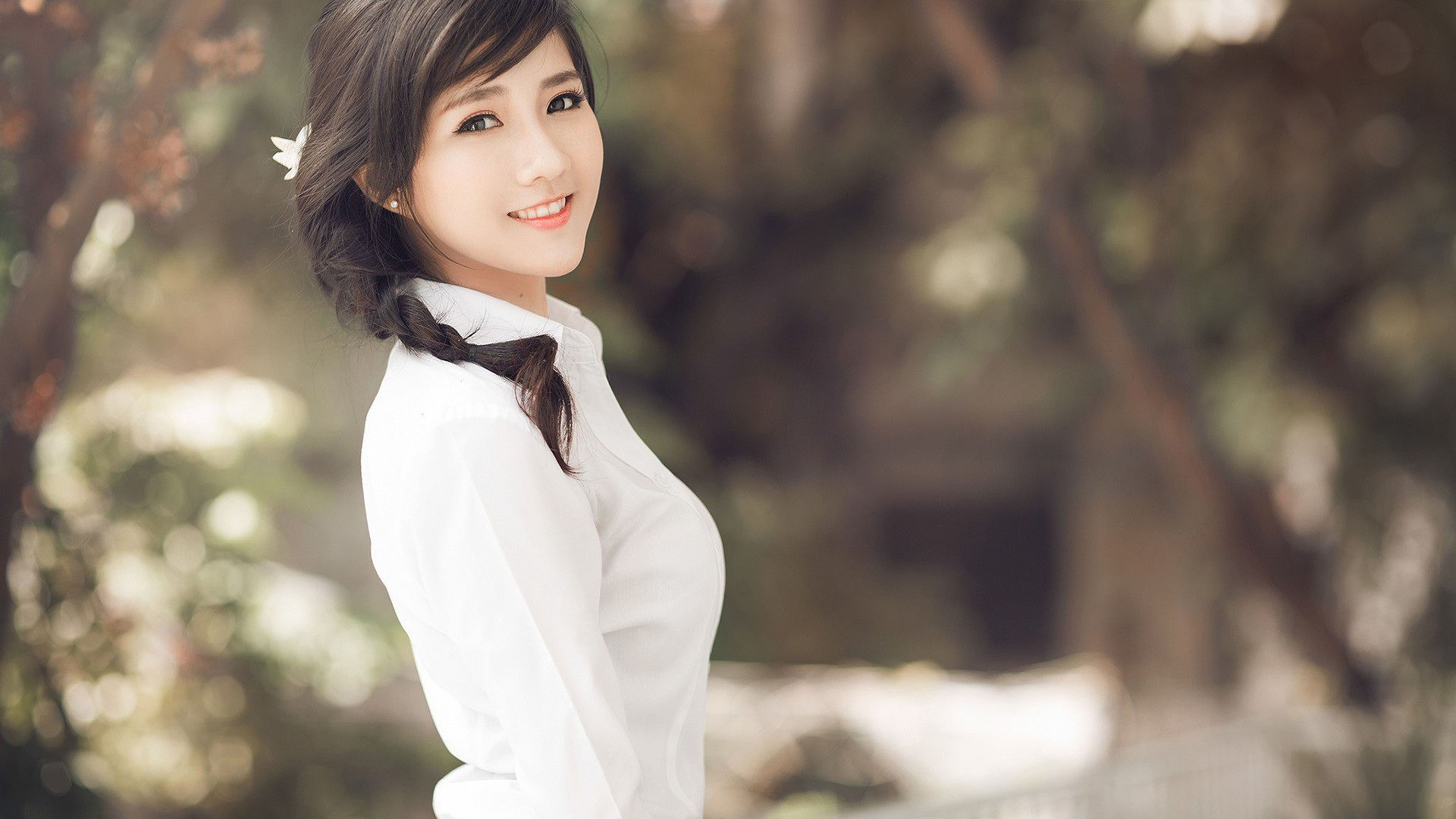 Collection of Chinese Girl Wallpaper on HDWallpapers