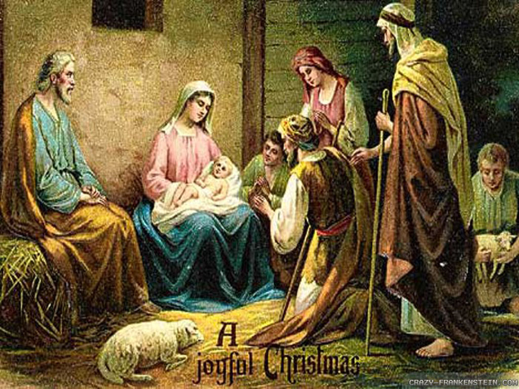 Christian christmas wallpaper - SF Wallpaper