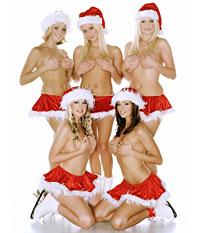 Christmas Babes Wallpaper Pack - Freeware - EN - download chip eu™