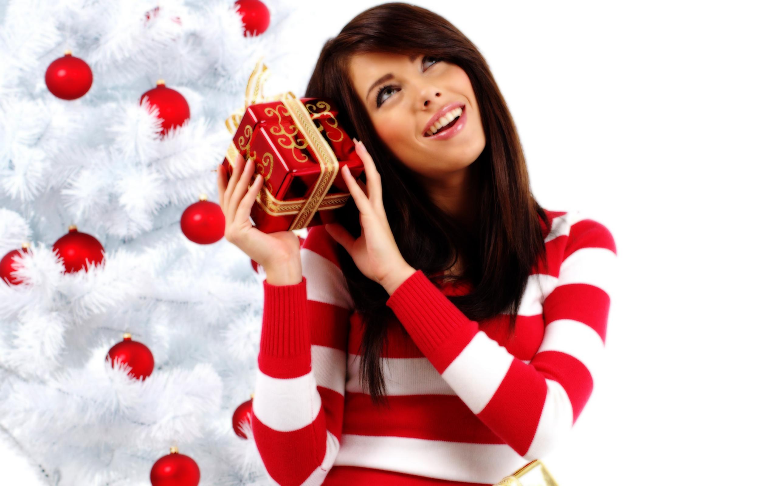 Christmas Babes Wallpapers Group (31+)