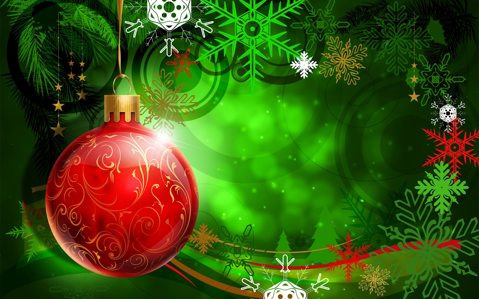 Christmas Background Wallpaper - WallpaperSafari