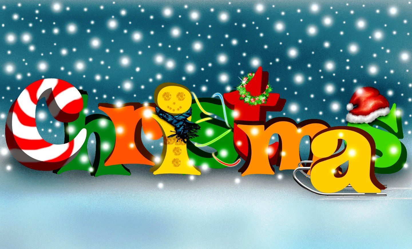 Christmas Wallpapers For Computer Backgrounds - Wallpaper Cave