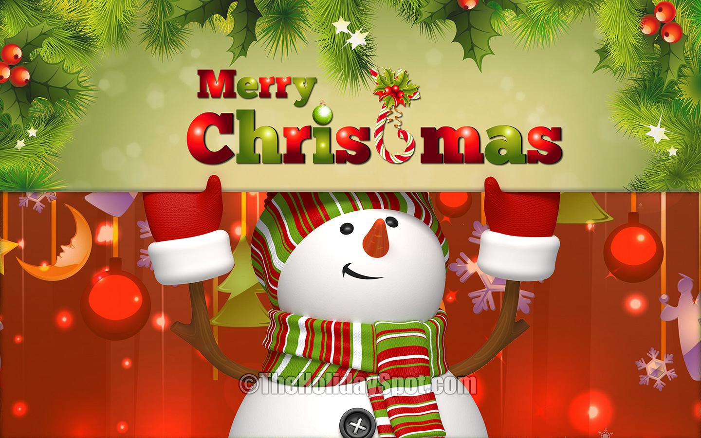 Free Christmas wallpapers | Download HD wallpaper