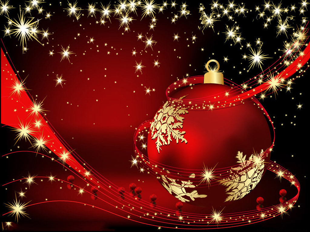 Christmas Computer Backgrounds Pictures Group (89+)
