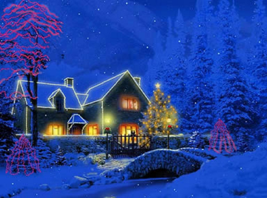 Christmas Desktop Wallpapers Free Download Group (85+)
