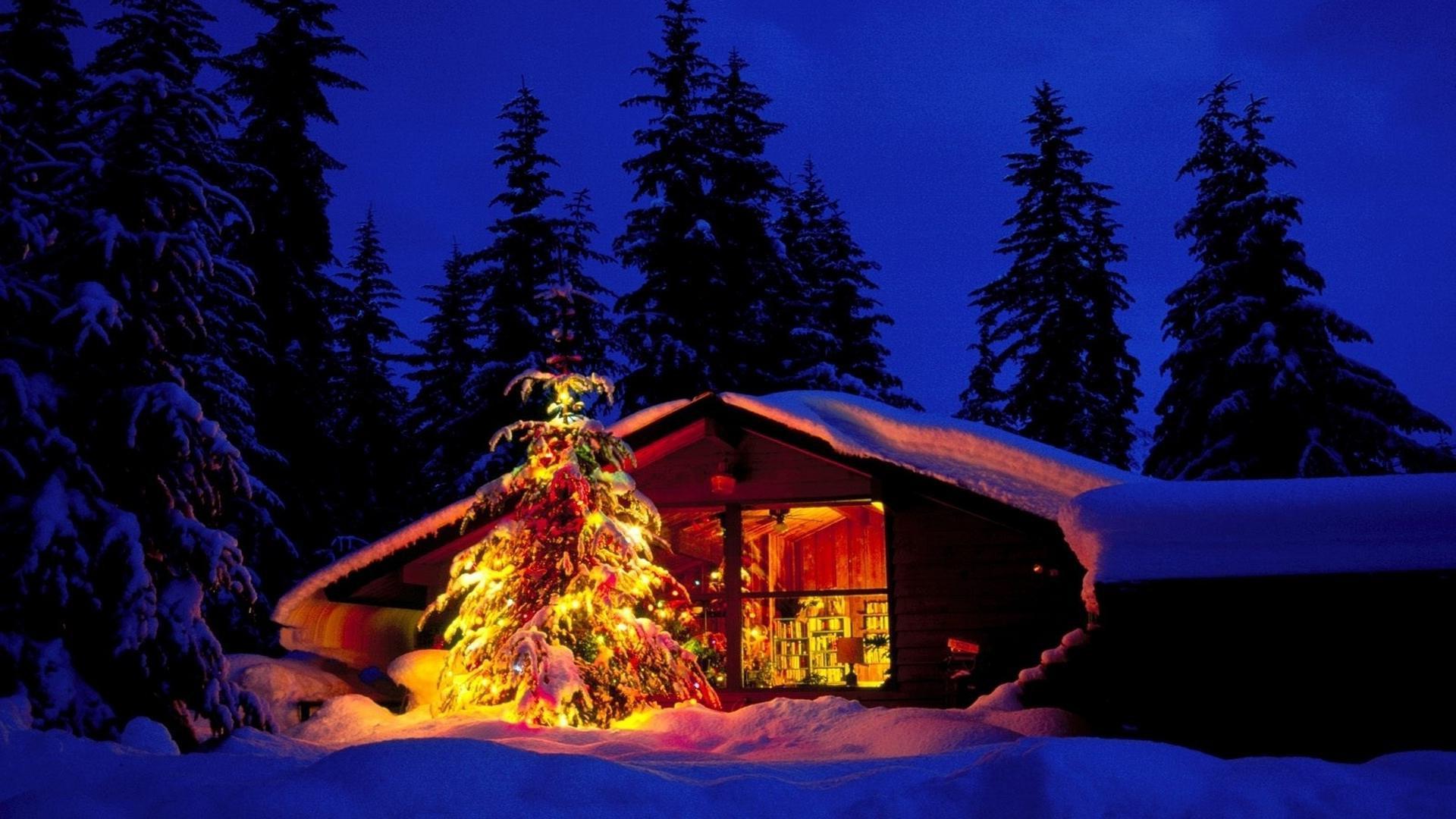 Christmas Full Hd Wallpapers