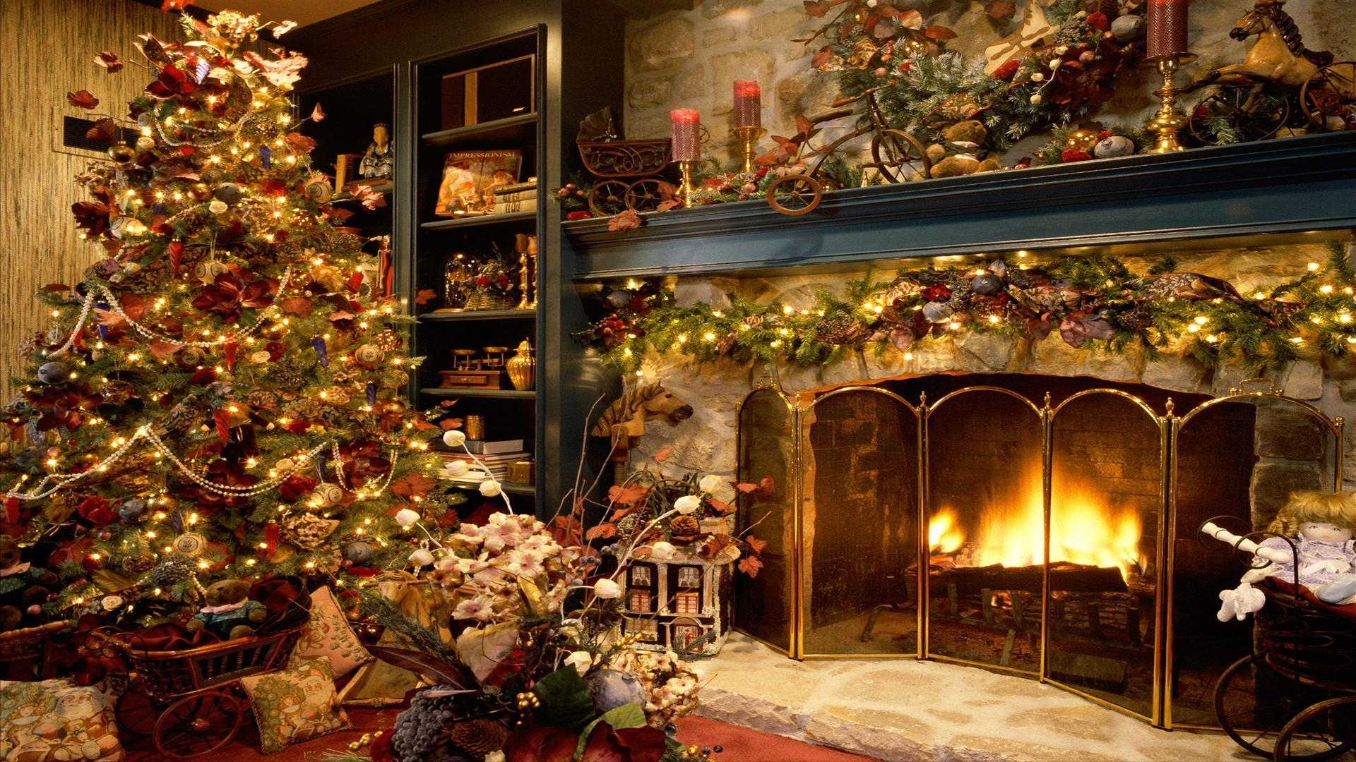 Christmas HD wallpaper | 1920x1080 | #43063