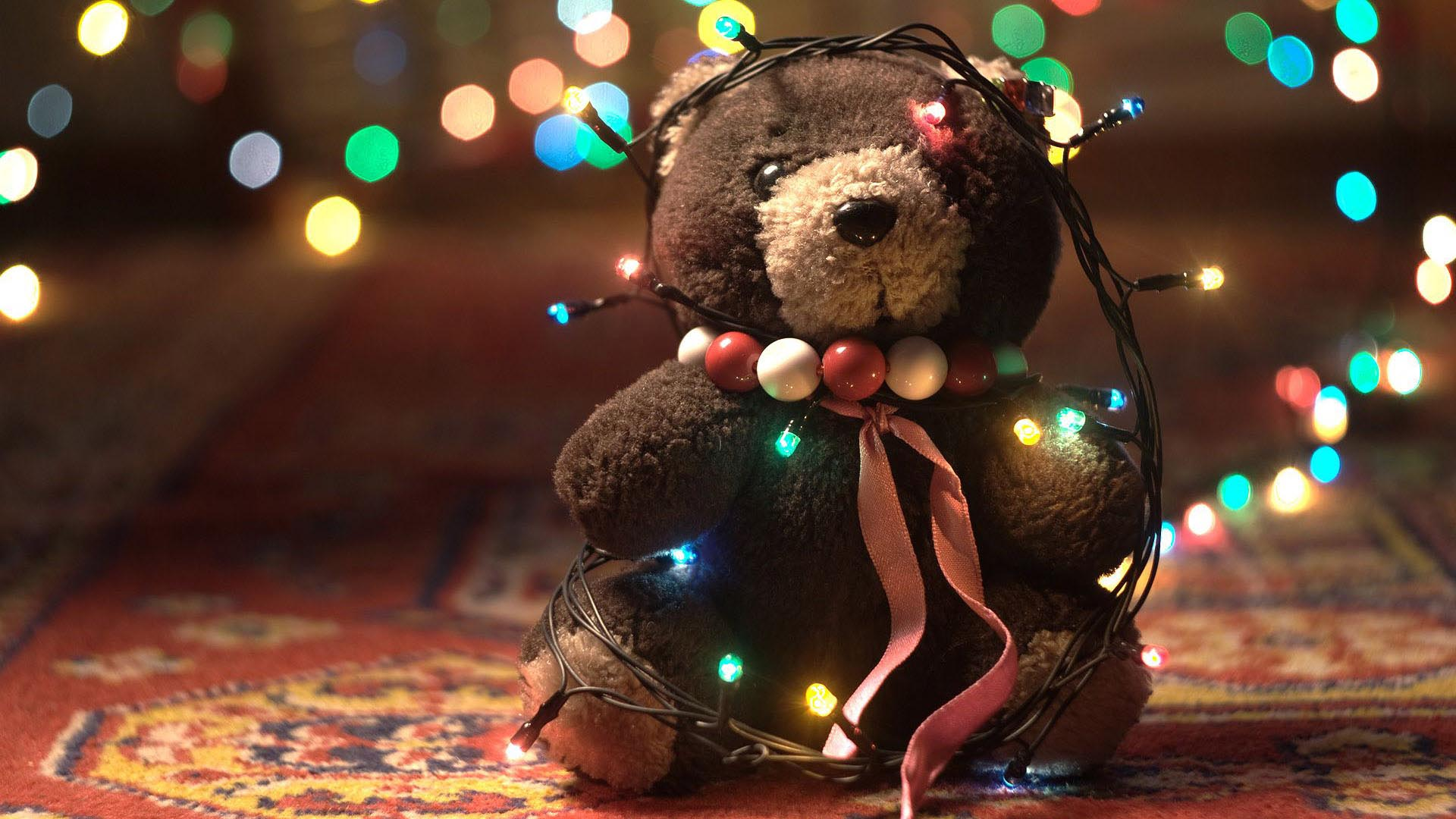 1000+ ideas about Christmas Lights Wallpaper on Pinterest