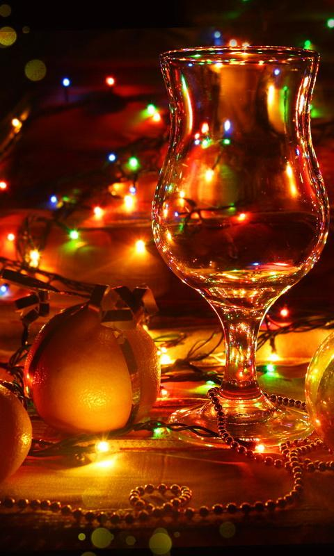 Christmas Lights wallpaper - Android Apps on Google Play