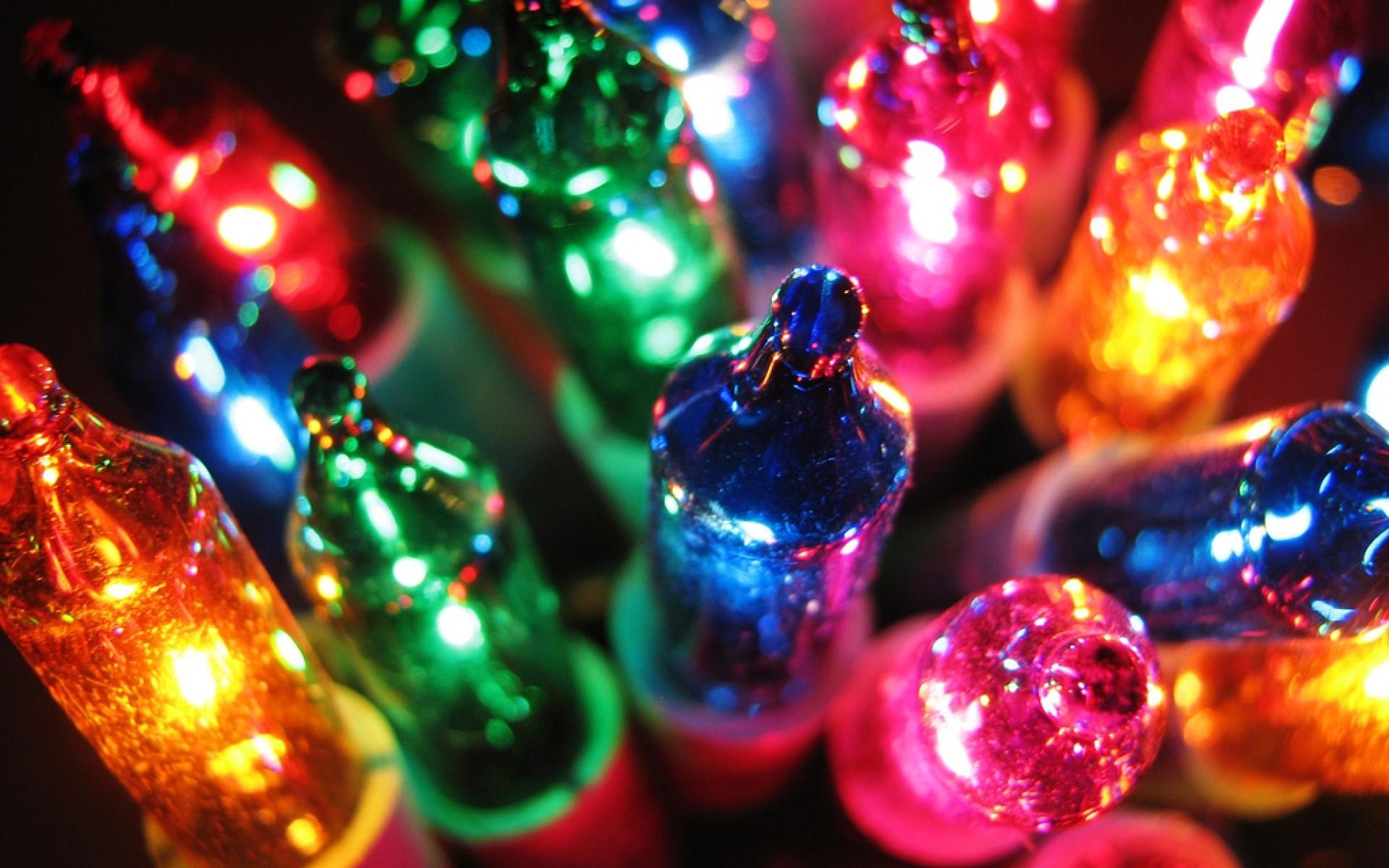Christmas Lights wallpaper | 1600x1200 | #50788