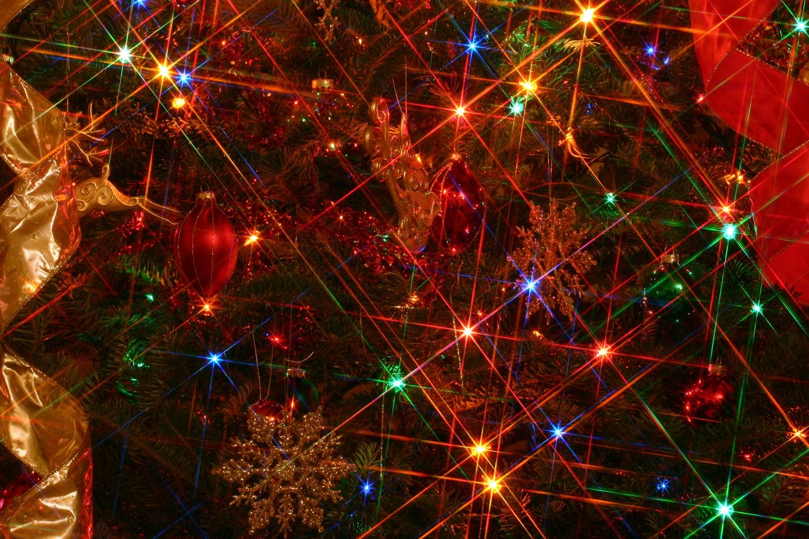 Christmas Lights Backgrounds Group 58
