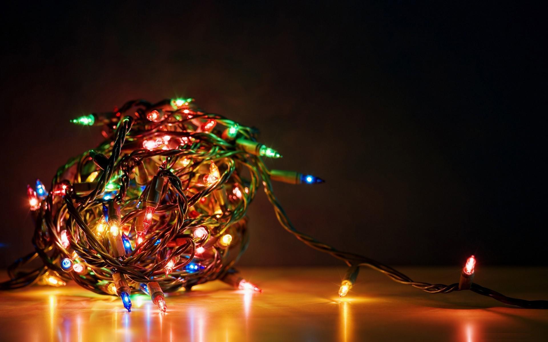 Christmas Lights Wallpapers - THIS Wallpaper