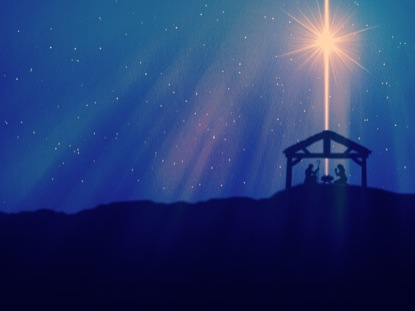 PC Wallpaper Free Christmas Nativity Church Download